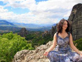 Медитация осознанности для мам