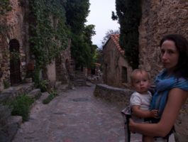 Little Buddha - Кастельну. Путешествуем по Франции с ребенком