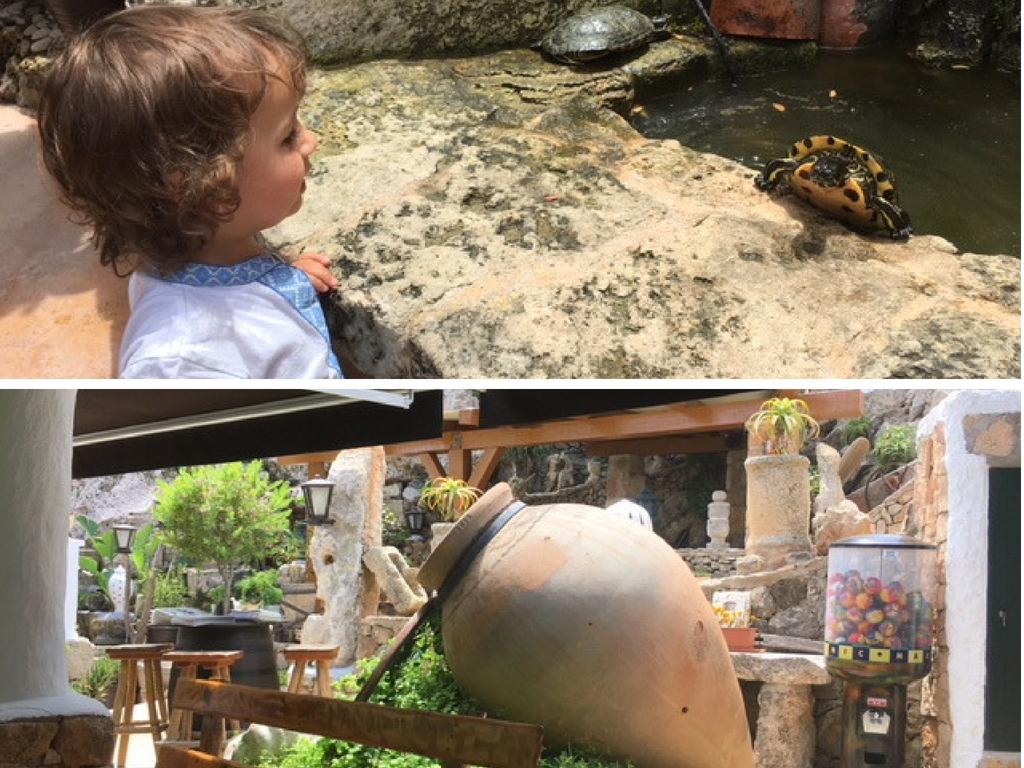 Менорка. Балеарские острова с ребенком - Кухня