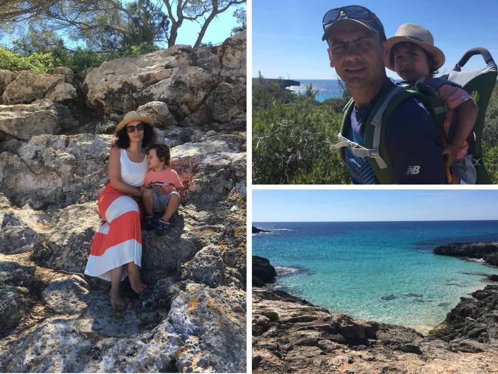 Менорка. Балеарские острова с ребенком - Пляжи